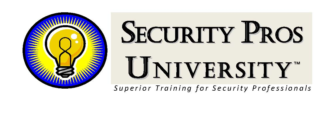 Security Pros University - Security Pros, Inc.
